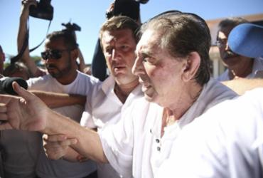 STJ autoriza João de Deus a deixar prisão para tratamento médico | Marcelo Camargo l Agência Brasil