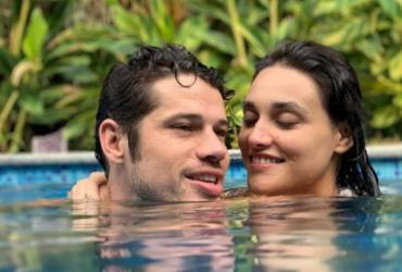 José Loreto posta música de seu casamento: 'Volte para cá'   Reprodução   Instagram