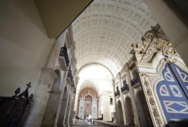 Entre brasões e igrejas, obras de Paulo Lachenmayer estão espalhadas por Salvador | Joá Souza / Ag. A TARDE