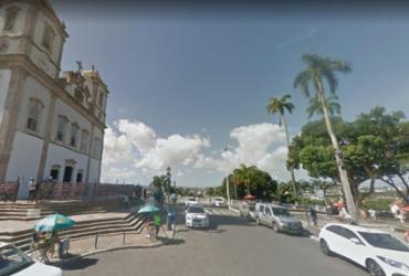 Linhas de ônibus sofrerão alterações no Largo do Bonfim | Reprodução | Google Maps