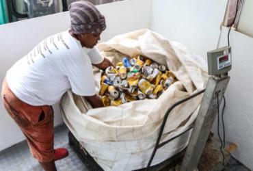 Cerca de 100 toneladas de lixo reciclado são coletadas no Carnaval | Bruno Concha | Secom