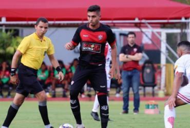 Vitória empresta Luan Silva ao Palmeiras até 2020 | Divulgação | EC Vitória