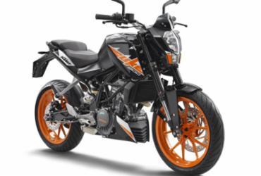 Duke versão 2019 tem freios ABS | Divulgação