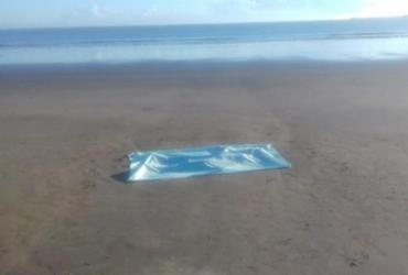 Corpo de mulher é encontrado em praia de Ilhéus | Divulgação | Fábio Roberto Notícias