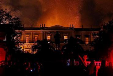 Curto em ar-condicionado causou incêndio no Museu Nacional   Tânia Rego   Agência Brasil