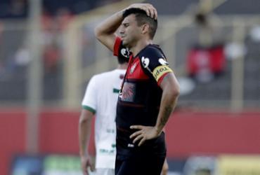 Vitória perde para o Fluminense e cai na primeira fase do Baianão