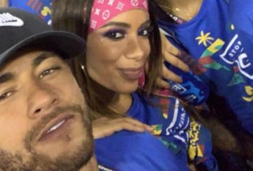 'Não só ele, mas metade do camarote': Anitta fala sobre beijo em Neymar | Reprodução l YouTube
