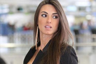 Nicole Bahls é acusada de homofobia por comentarista   Reprodução