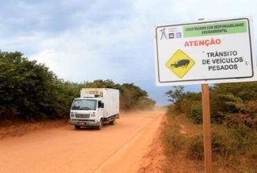Pavimentação de 23 quilômetros da BA-351 foi autorizada