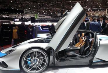 Inovações e supercarros estreiam em Genebra | Jakob Ebrey l Divulgação
