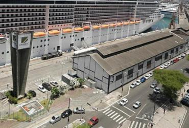 Obra de R$ 715 milhões no Porto de Salvador é embargada   Joá Souza   Ag. A TARDE