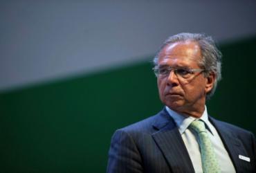 Ministério confirma adiamento de ida de Paulo Guedes à CCJ   Mauro Pimentel   AFP
