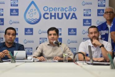 Operação Chuva é deflagrada com ações preparatórias e implementações | Valter Pontes | Secom