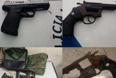 Dois morrem e outros dois são presos em ação policial | Divulgação | SSP