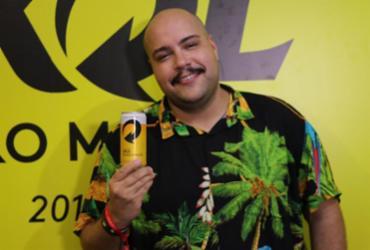 Tiago Abravanel se diverte na folia baiana   Netto Oliveira   Divulgação