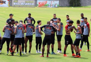 Vitória busca classificação em casa contra Náutico pelo Nordestão | Moysés Suzart l EC Vitória