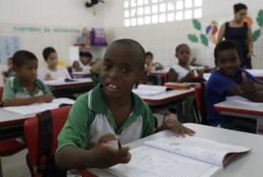 Escola em Camaçari é referência de respeito às diferenças | Foto: Joá Souza l Ag. A TARDE