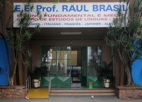 Após atentado, escola é reaberta para planejar acolhimento de alunos | Divulgação