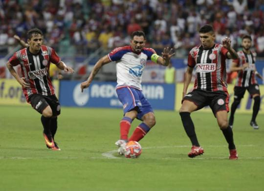 Bahia faz o terceiro contra o Atlético; siga | Adilton Venegeroles l Ag. A TARDE