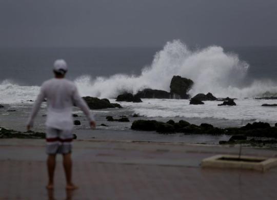 Tempestade tropical atinge sul da Bahia até quarta-feira, diz Marinha | Raul Spinassé | Ag. A TARDE | 21.03.2019