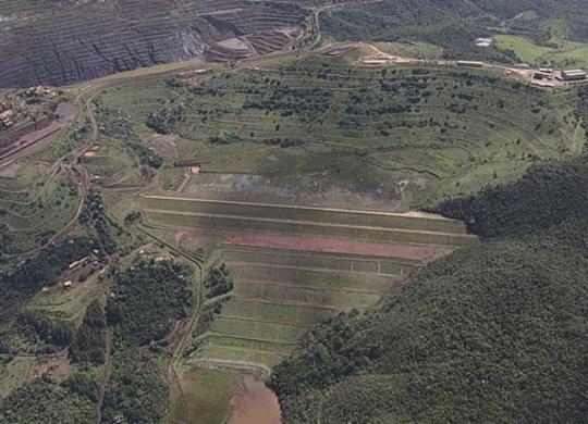 Em alerta máximo, barragem de Barão de Cocais pode atingir outras duas cidades | Reprodução | TV Globo