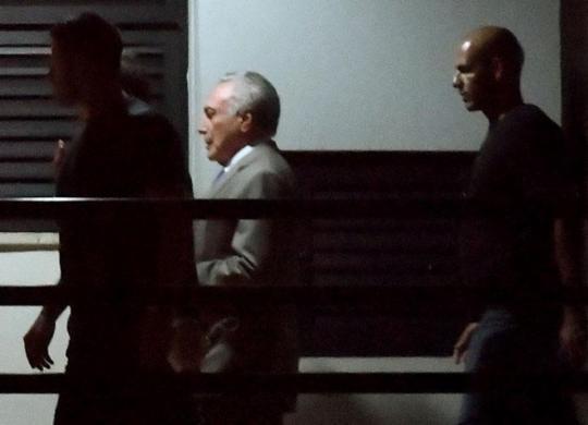 Ex-presidente Temer é chefe de organização criminosa há mais de 40 anos, diz MPF | Mauro Pimentel l AFP