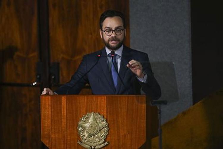 Gustavo do Vale Rocha, ex-subchefe de assuntos jurídicos da Casa Civil (Foto: Antonio Cruz | Agência Brasil | Arquivo