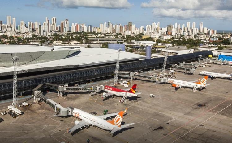 Segundo o Presidente, o leilão dos doze aeroportos arrecadou em torno de R$ 2,37 bilhões. - Foto: Divulgação | ME | Portal da Copa