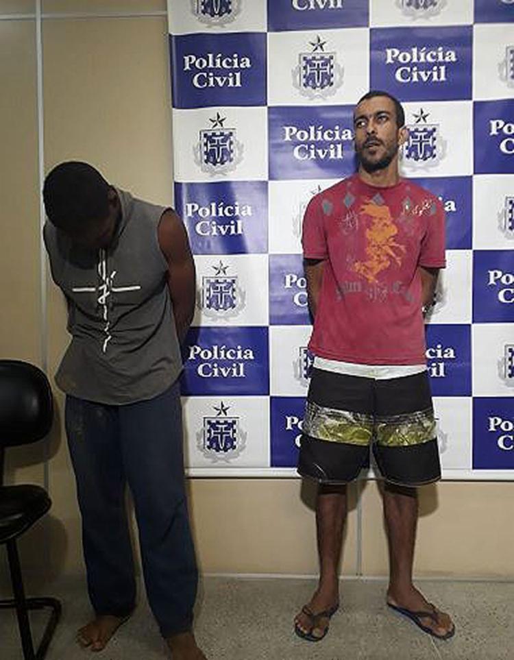 As prisões ocorreram em circunstâncias distintas e em cumprimento a mandados de prisão temporária - Foto: Euzeni Daltro l Ag. A TARDE