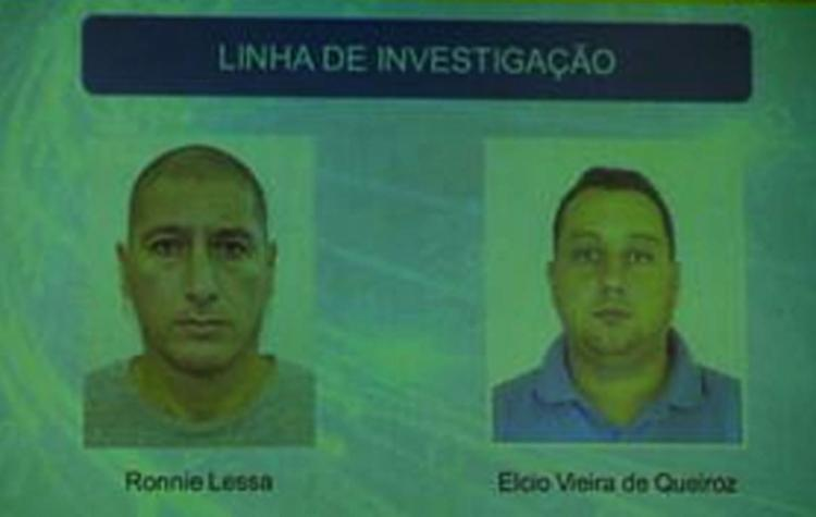 Os suspeitos do assassinato da vereadora negaram envolvimento no caso - Foto: Tomaz Silva l Agência Brasil