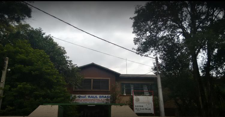 Escola Estadual Raul Brasil é uma das mais tradicionais de Suzano (SP) - Foto: Reprodução | Google Maps