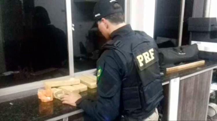 Flagrante foi realizado por equipes da Polícia Rodoviária Federal - Foto: Divulgação | PRF