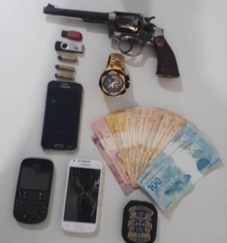 As informações foram divulgadas na manhã desta segunda-feira, 18, pela Polícia Civil - Foto: Polícia Civil   Divulgação