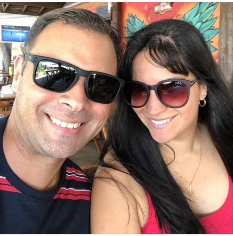 Polícia chegou ao local e encontrou o casal já sem vida em uma garagem - Foto: Reprodução