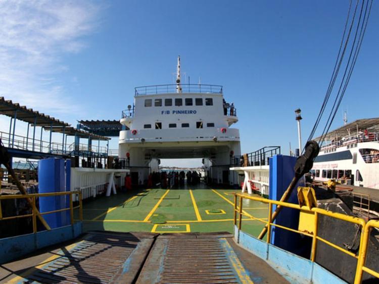 Caso ocorreu na embarcação denominada Pinheiro - Foto: Manu Dias   GOVBA