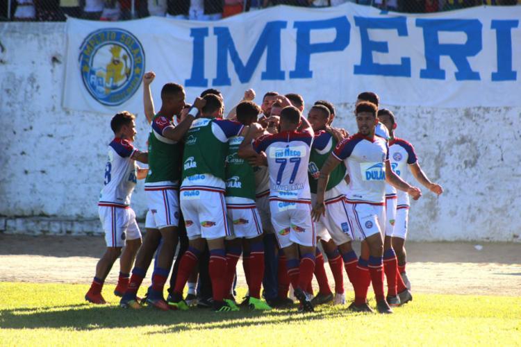 O atacante que estava há 37 dias sem jogar resolveu a parada fazendo quatro gols - Foto: Divulgação l EC Bahia