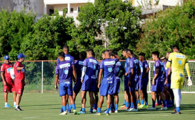 Tricolor fará último dos sete jogos seguidos fora antes do Ba-Vi - Foto: Felipe Oliveira l EC Bahia