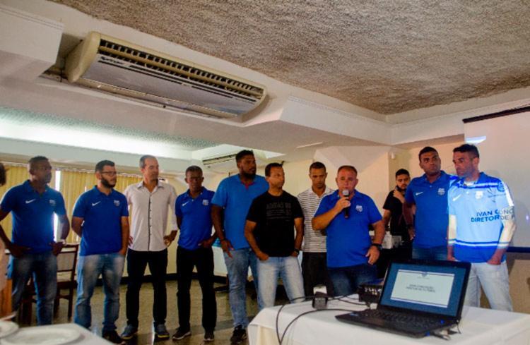 O Esporte Clube Olímpia disputara a Segunda Divisão do Baianão - Foto: Jonatan Pinho   Taurus Group