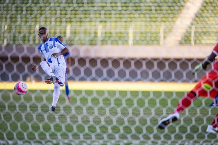 Chorinho foi o autor do único gol da partida - Foto: Luca Castro | Taurus Group