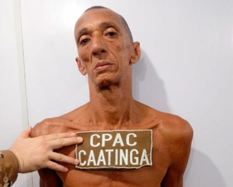 Joselito Guimarães de Sant'ana foi encaminhado para um dos postos policiais do circuito Dodô - Foto: Divulgação | SSP