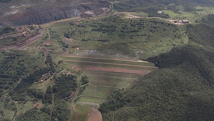 Defesa Civil, em novo levantamento, disse que o total de moradores de Barão de Cocais a serem evacuados é de 6.054 - Foto: Reprodução | TV Globo