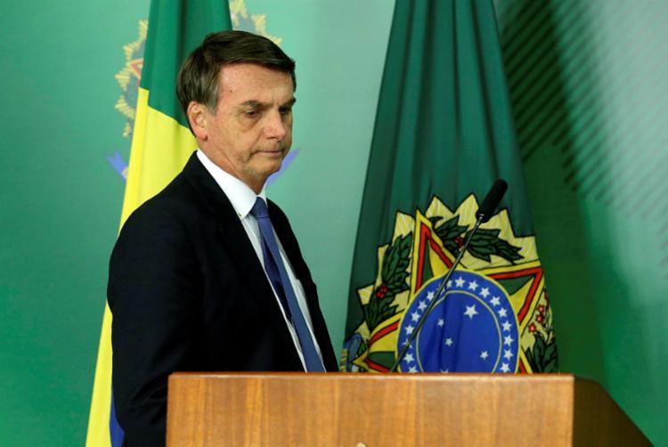 Presidente publicou vídeo em sua página oficial no Twitter - Foto: Valter Campanato | Agência Brasil