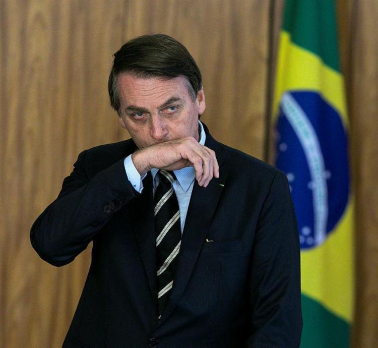 Presidente também demonstrou preocupação com a ideologização nas escolas e na imprensa - Foto: Sergio Lima | AFP