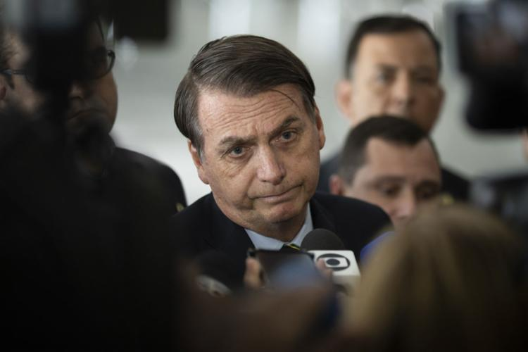 O presidente declarou que a reforma da Previdência não é um projeto seu, mas do País pela necessidade fiscal - Foto: Sergio Lima l AFP