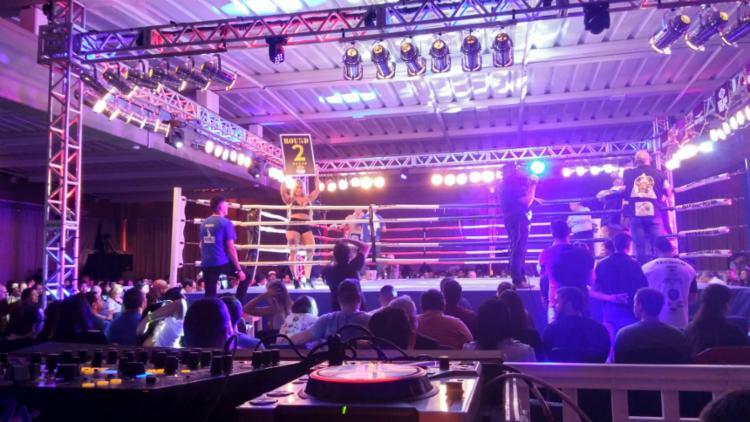 Card do evento conta com sete lutas entre grandes nomes do esporte - Foto: Divulgação | Dmix
