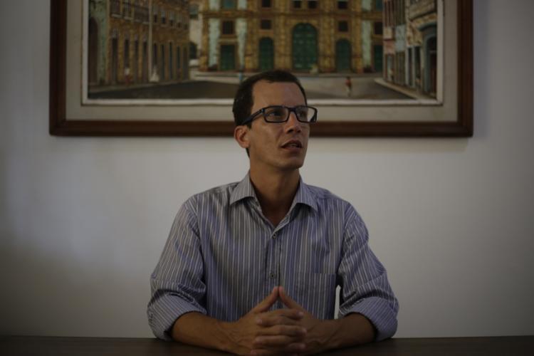 Leandro Stelitano, fundador e coordenador da Cannab - Associação para Pesquisa e Desenvolvimento da Cannabis Medicinal no Brasil