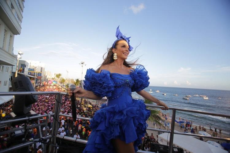 Show de Ivete Sangalo faz parte da programação do Festival da Cidade - Foto: Joá Souza / Ag. A TARDE