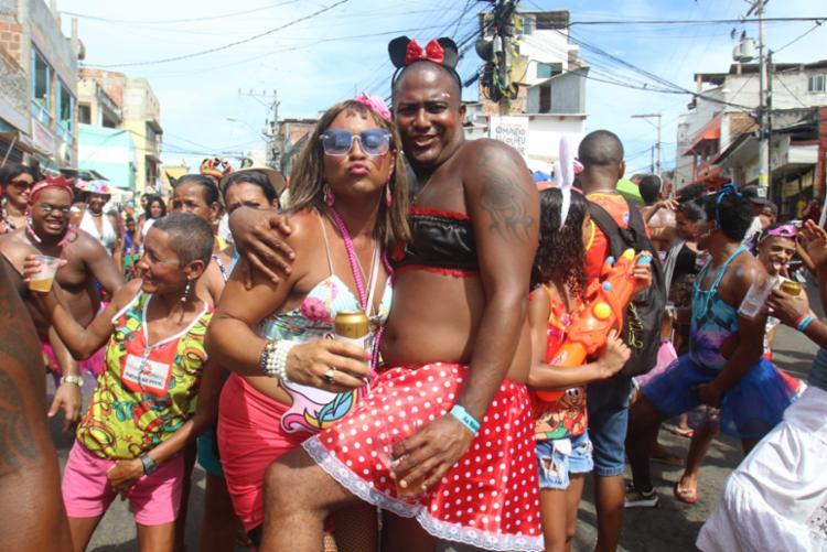 Circuito Mestre Bimba é reconhecido oficialmente dentro do Carnaval de Salvador - Foto: Tiago Caldas   Secom