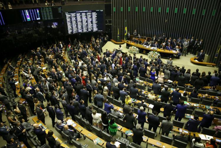 O argumento mais usado no debate foi de que a atual legislação não é apenas uma questão de cota - Foto: Valter Campanato | Agência Brasil