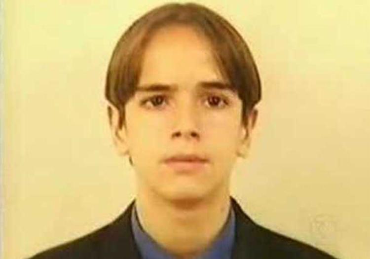 Lucas Terra foi assassinado em 2001 - Foto: Reprodução
